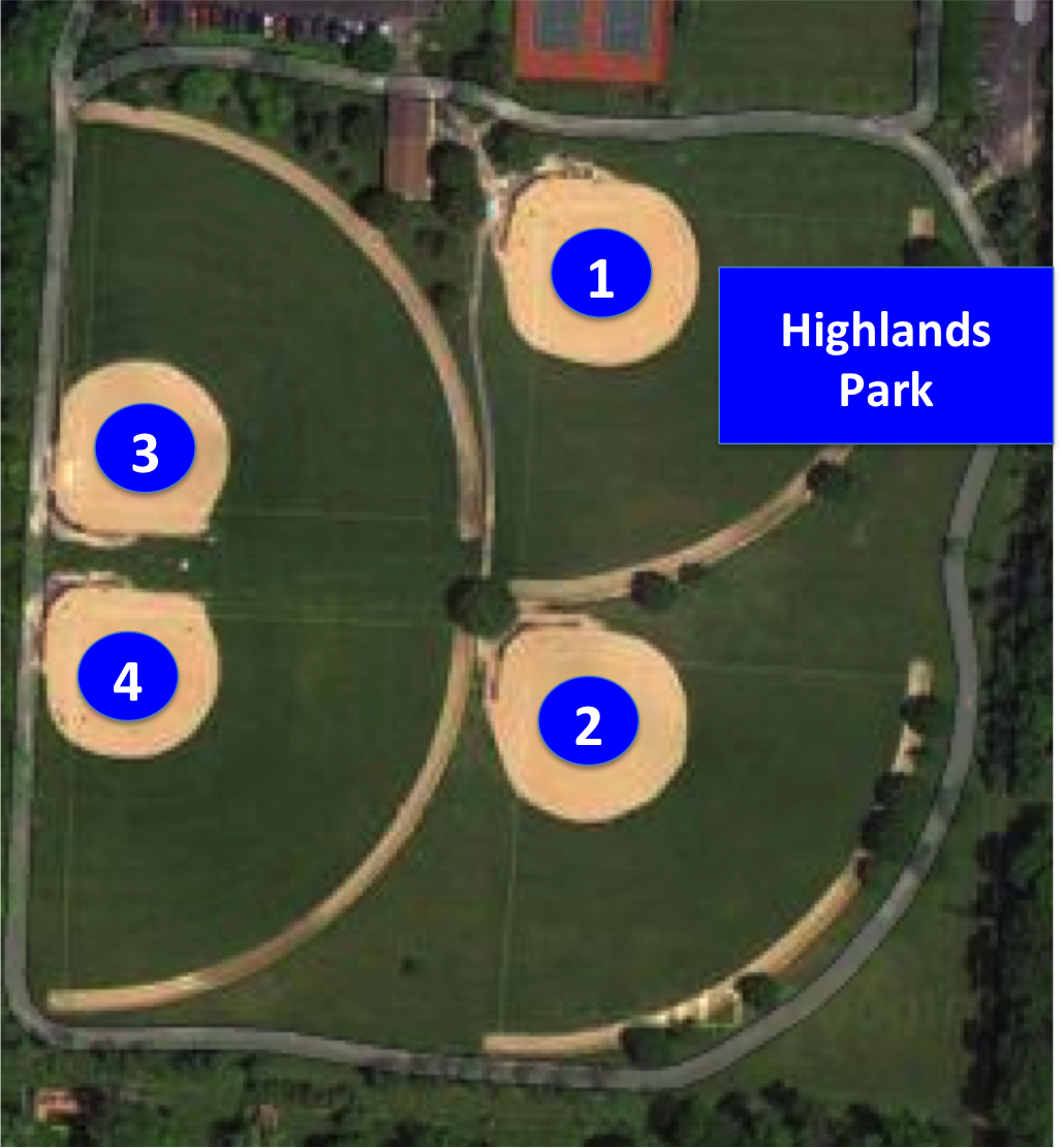 Highlands Park Fields
