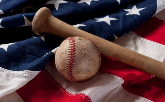 iStock_BaseballandFlag